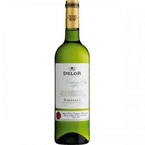 Rượu vang Pháp Delor Héritage 1864 Blanc