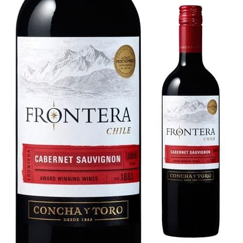 Rượu vang frontera cabernet sauvignon HCM