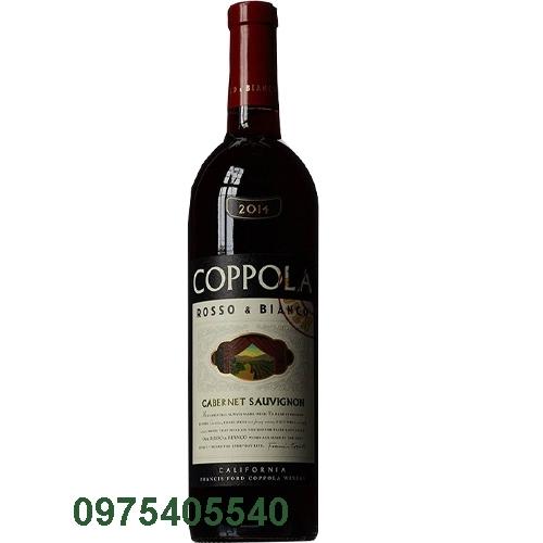 Vang Coppola Rosso & Bianco Cabernet Sauvignon