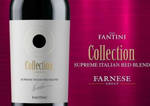 Vang đỏ Fantini Collection Superme Italian White Blend