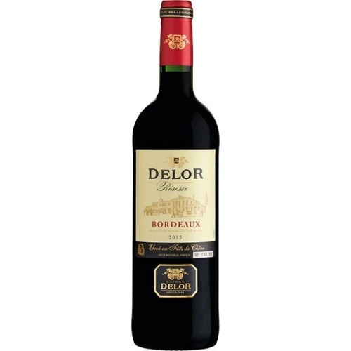 Vang Delor Bordeaux 2015
