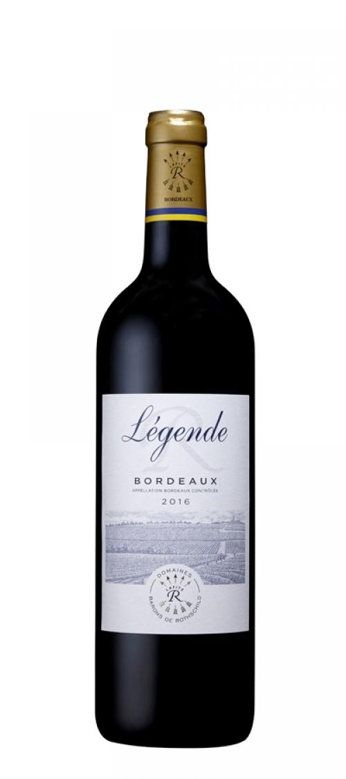 Vang Barons de Rothschild Légende Bordeaux Rouge
