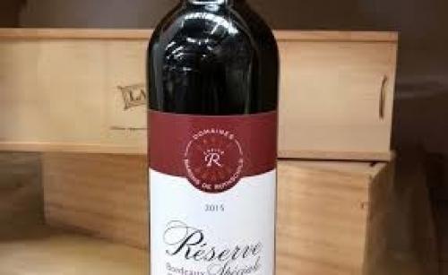 Vang Barons de Rothschild Réserve Spéciale Bordeaux Rouge