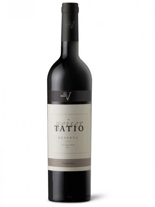 RƯỢU VANG ĐỎ CHILE  TATIO CARMENERE