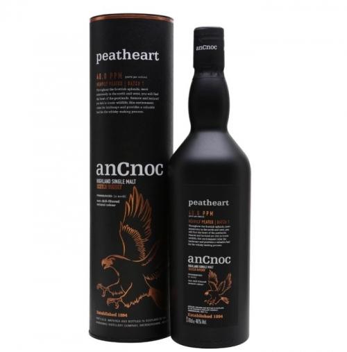 RƯỢU ANCNOC PEATHEART- 700ml -46%
