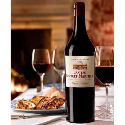 Rượu vang Pháp Chateau Lespault Martillac giá sỉ