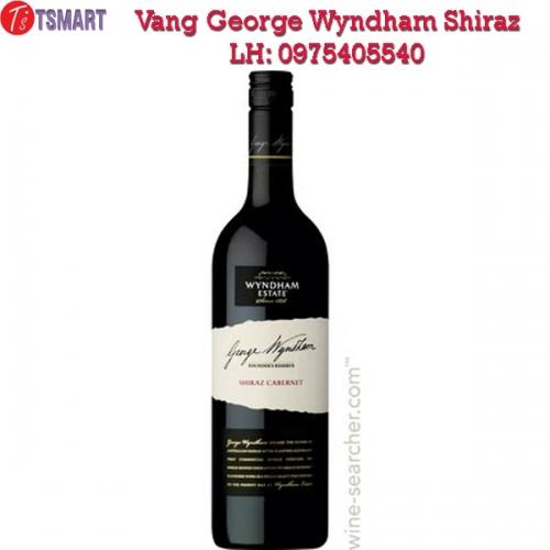 Vang Úc TPHCM George Wyndham Shiraz