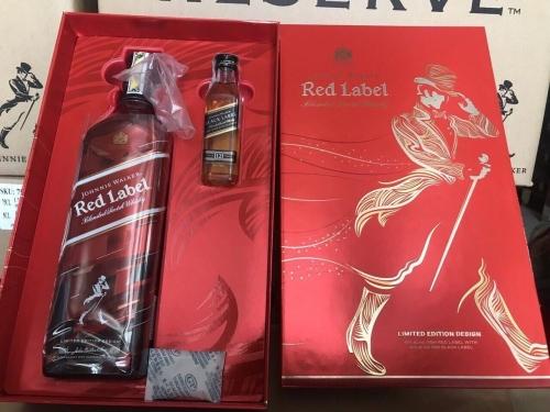 Red Lable Phiên Bản Quà Tặng