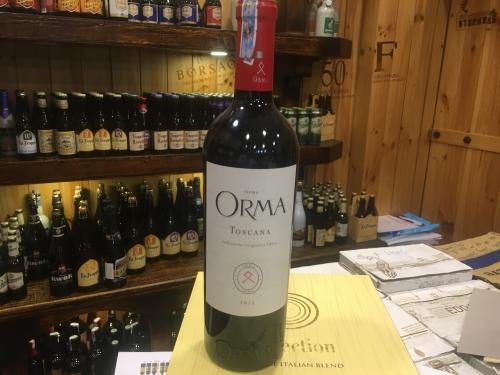 Vang Ý nhập khẩu ORMA 2015