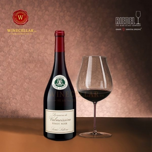 Vang phap Domaine De Valmoissine Pinot Noir Louis Latourt