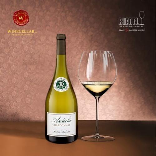 Vang phap Ardèche Chardonnay Louis Latour