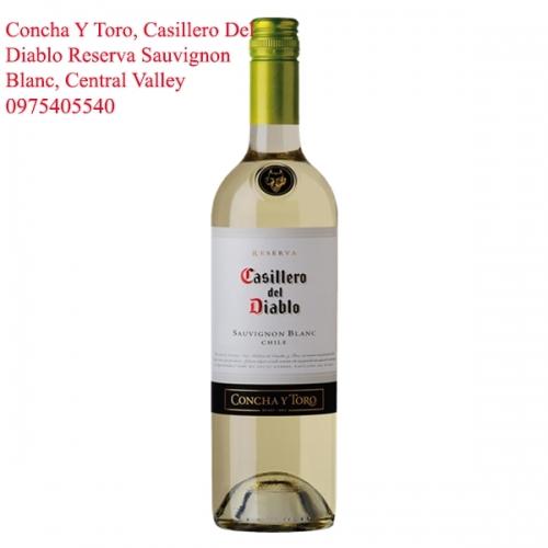 Rượu Vang Trắng Chile  Concha Y Toro Trắng