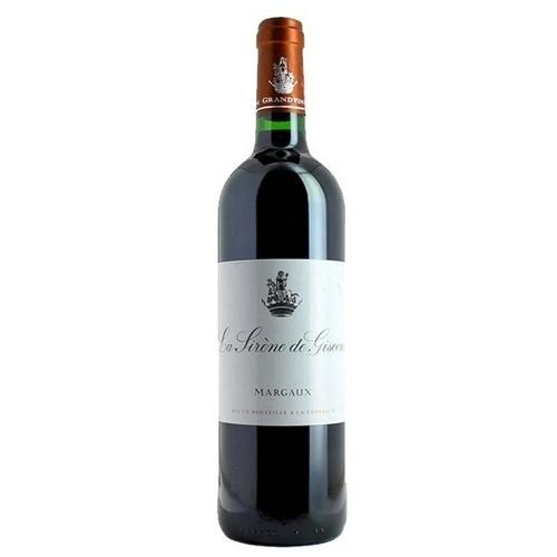 Rượu Vang Đỏ La Sirene De Gis Margaux
