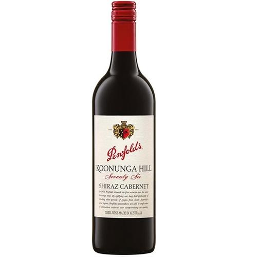 Rượu Vang Đỏ Penfolds Koonunga Hill Shiraz Cabernet