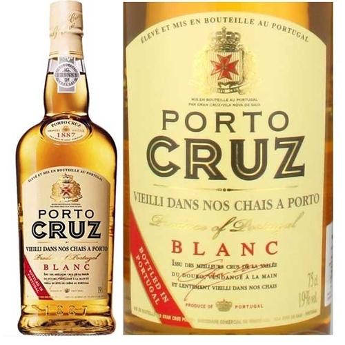 Rượu Vang Porto Cruz Blanc