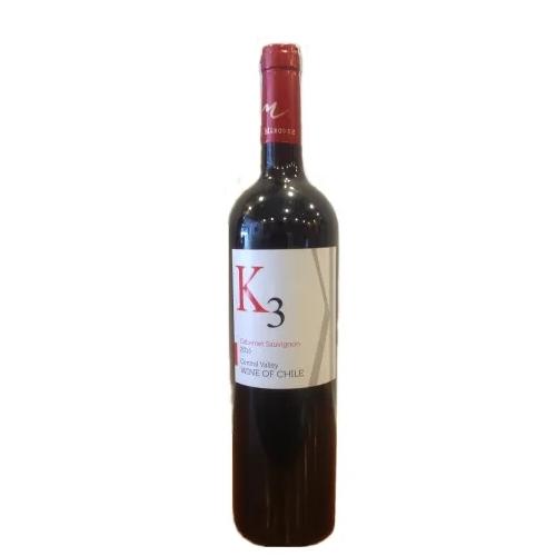 Rượu Vang đỏ K3