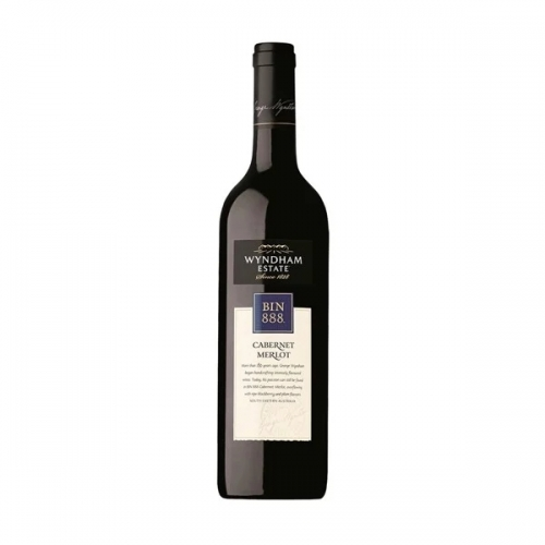 Rượu Vang Wyndham Bin 888 Cab Merlot