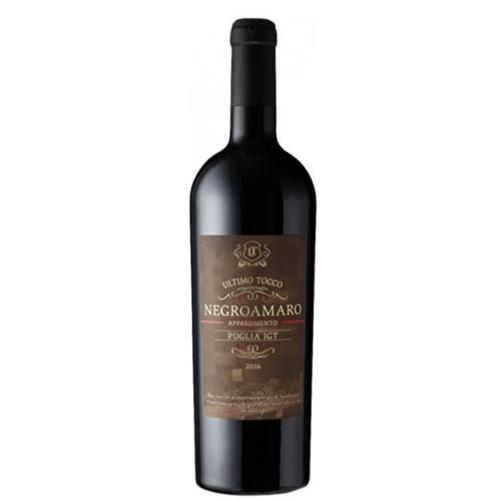Rượu Vang Ultimo Tocco Primitivo Appassimento
