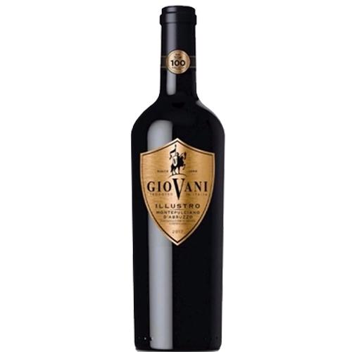 Rượu Vang Đỏ GIOVANI Vino Rosso