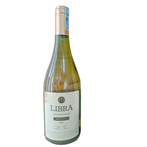 Rượu Vang Libra Reserva Chardonnay