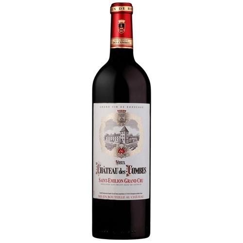 Rượu Vang Chateau Des Combes 2013
