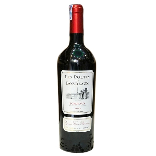 Vang Pháp Les Portesde Bordeaux