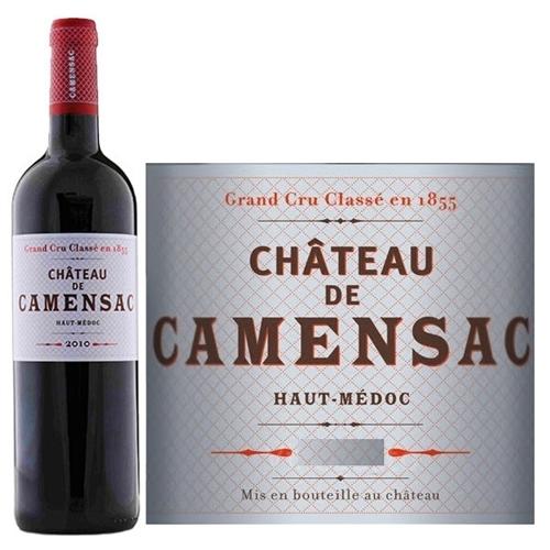 Rượu Vang Chateau De Camensec 2012