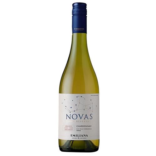 Rượu vang Trắng Novas Gran Reserva Chardonnay