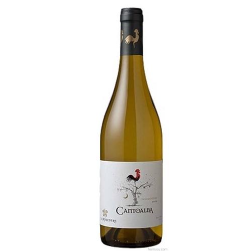 Rượu Vang Trắng Chile Cantoalba Chardonnay