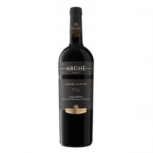Rượu Vang Arche Blend Negroamaro Primitivo Salento