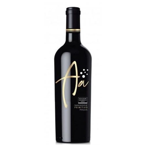 Rượu Vang Ý NEGROAMARO SALENTO IGT