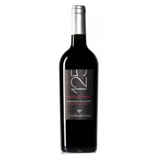 Rượu Vang 125 PRIMITIVODel Salento 2015