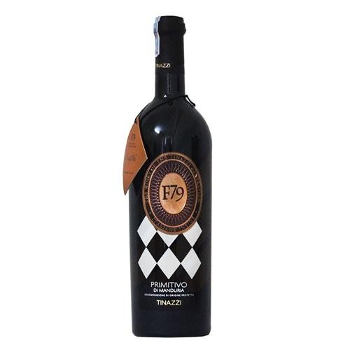Rượu vang Ý F79 2010 Primitivo Di Manduria