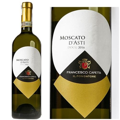 Rượu vang ngọt Moscato Dasti