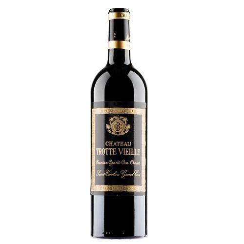 Rượu vang đỏ Chateaux Trotte Vieille