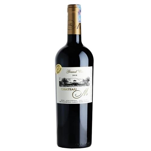 Rượu vang đỏ Chateau M Grand Vin Merlot