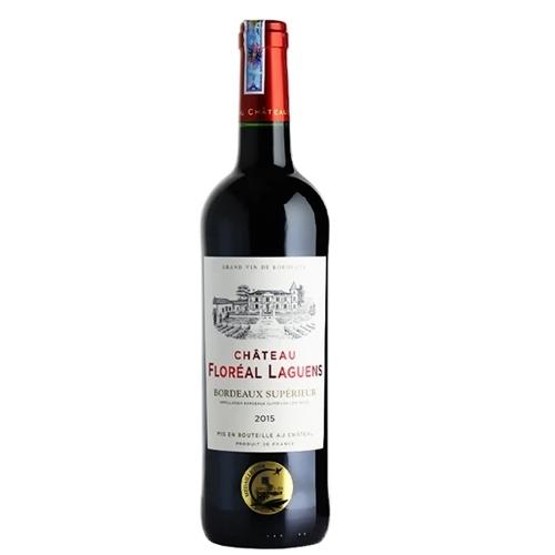 Rượu vang đỏ Pháp Chateau Floreal Laguens Bordeaux Superieur
