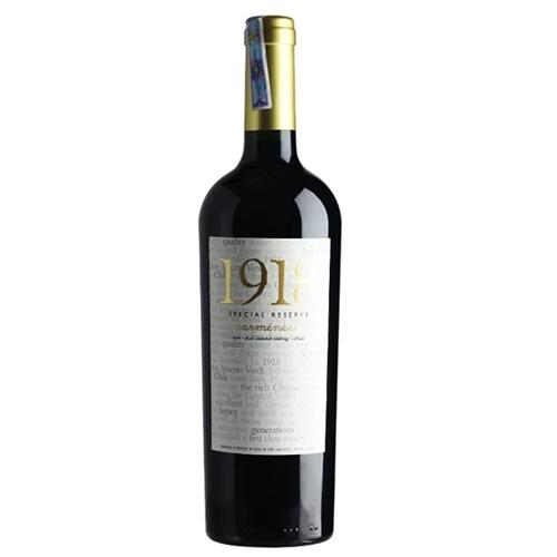 Rượu vang Chile 1918 Special Reserve Carmenere