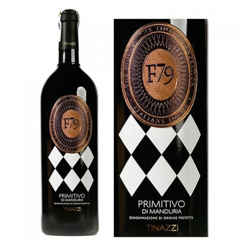 Rượu Vang Ý F79 Primitivo di Manduria