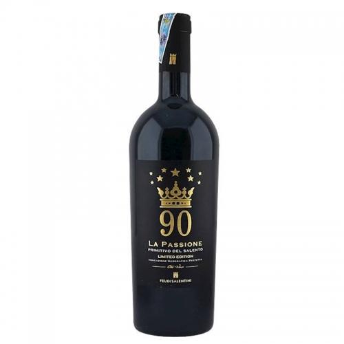 Rượu Vang Ý La Passione 90 Primitivo