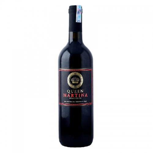Rượu Vang Ý Queen Martina Semi Dolce (Vang ngọt)